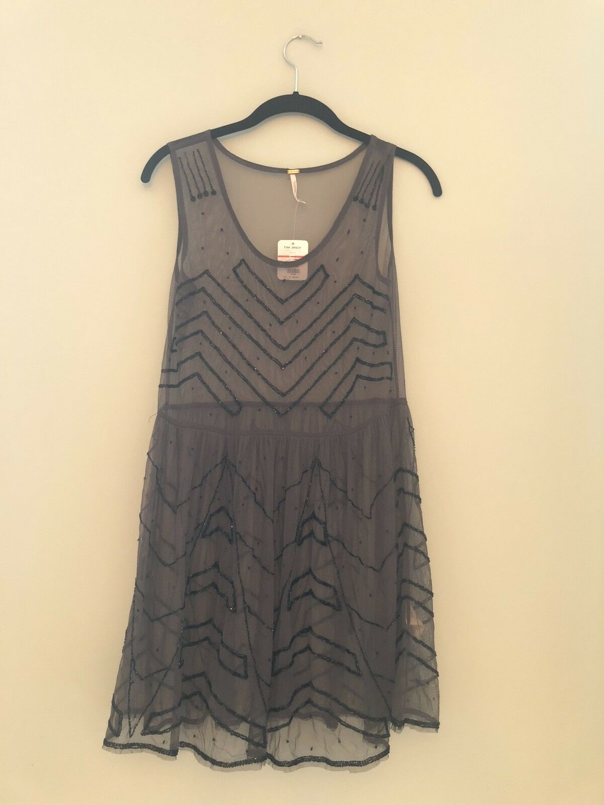 NWT, Free people sheer dress size XS