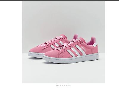 Adidas Campus girls/ladies trainers size U.K: 4.5,5,5.5 | eBay