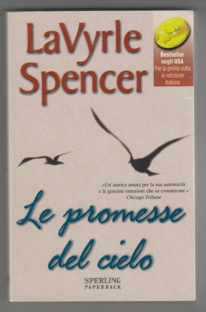 Libro Le Promesse del Cielo Lavyrle Spenser SC12