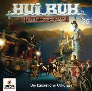 HUI-BUH-NEUE-WELT-026-DIE-KAISERLICHER-URKUNDE-CD-NEU