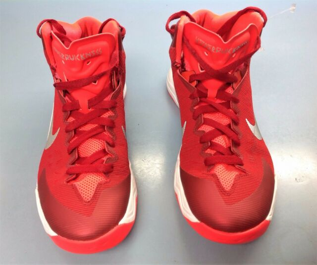 reputable site 9c862 23746 Nike Zoom Hyperquickness Basketball Shoes Size 8 for sale online   eBay