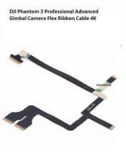 Genuine DJI Phantom 3 Professional Advanced Gimbal Camera Flex Ribbon Cable 4K