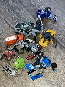 Vintage Transformers Lot Some for Parts