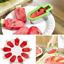 Durable Pepo Forest Pastèque trancheuse fruit desservant cuisine maison Cadeau USA