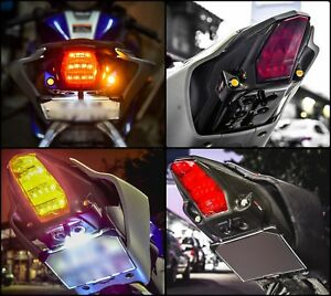 Details about UNDERTAIL TRAY TAIL LIGHT FOR NEW YAMAHA YZF-R15 2017-18