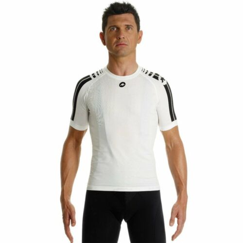 Assos Insulator SS Skinfoil Summer Base Layer 27 Size 0 RRP 67.99