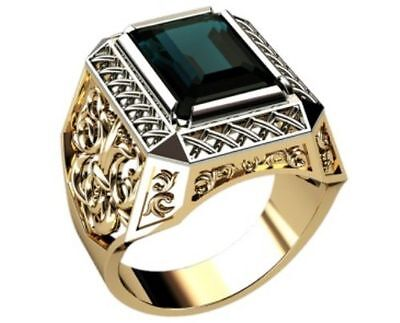 5 Pcs Men S Ring Wax Patterns For Lost Wax Casting Jewelry