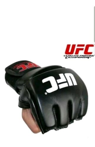 Details about  /Authentic UFC boxing Grappling Gloves