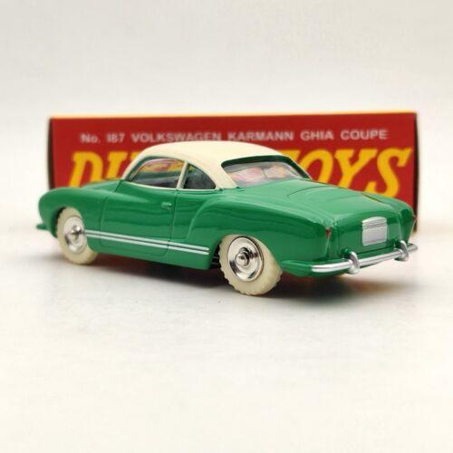 DeAgostini 1//43 Dinky Toys 187 Volkswagen Karmann Ghia Coupe Diecast Models Car