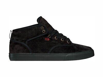 Globe Sneaker Schnürer Halbschuh Motley schwarz weiß Senkel Textil