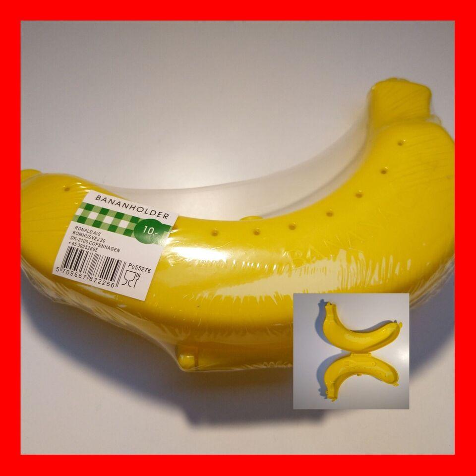 Madkasse, Bananmadkasse