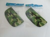 Army Camouflage Party Hats 8 Pk - Lot Of 2 Packages, Party Supplies