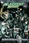 Blackest Night Ser.: Rise of the Black Lanterns by Geoff Johns (2010, Hardcover)
