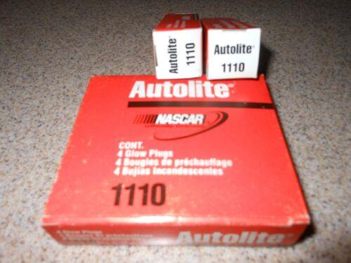 AUTOLITE 1110 DIESEL GLOW PLUGS = $17.99 = $3.00 EACH = FREE SHIPPING 6 SIX