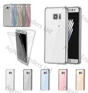 Funda-ultra-fino-Fino-360-Sintetico-Carcasa-de-GEL-BOLSA-para-Samsung-Galaxy