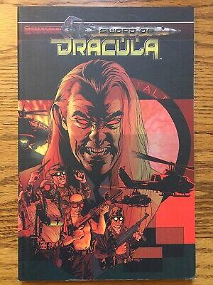 Sword of Dracula TPB #1-1ST NM 2005 Stock Image