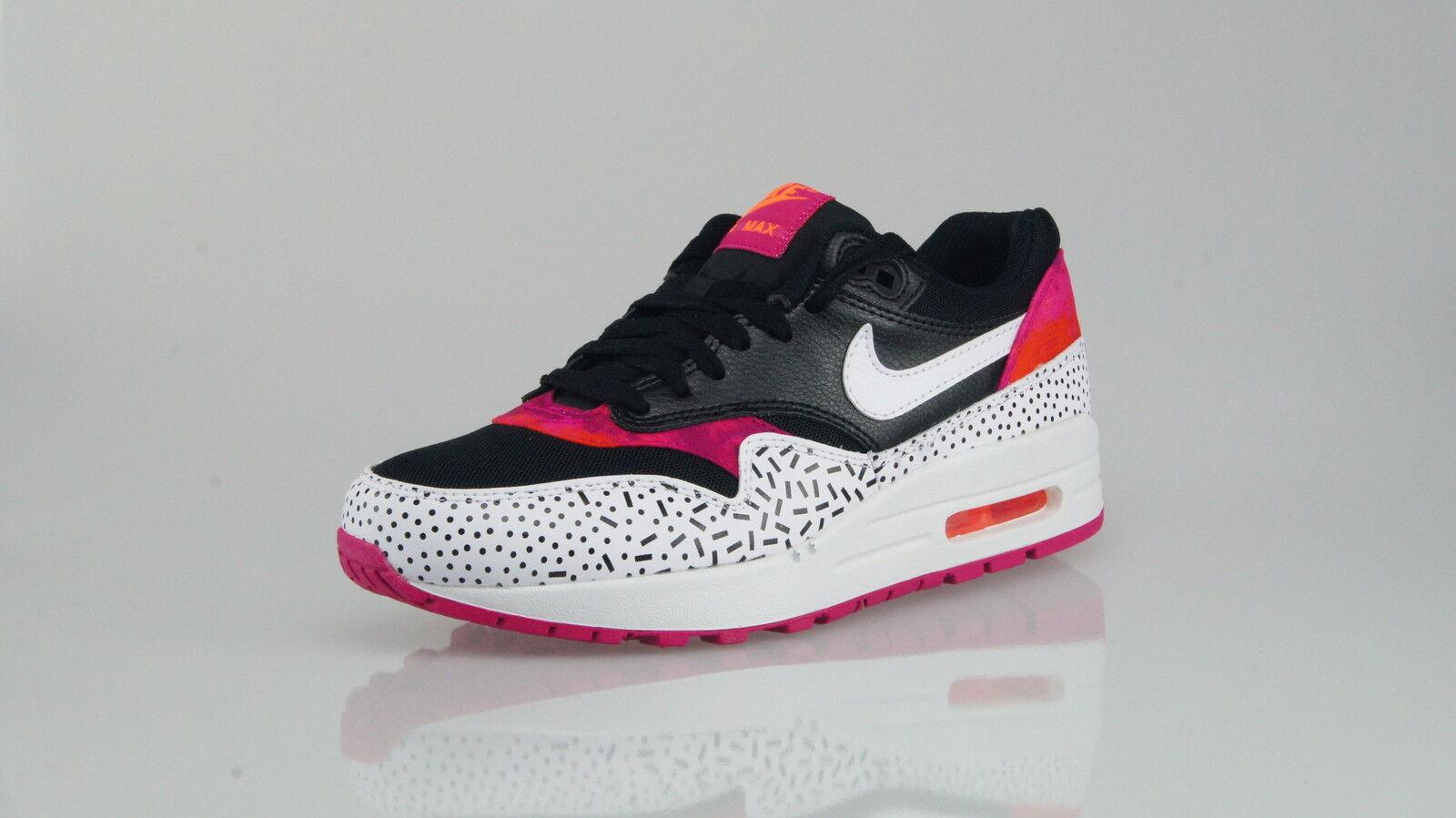Nike air max print 1 print max - größe 37,5 (6,5us) a7c192