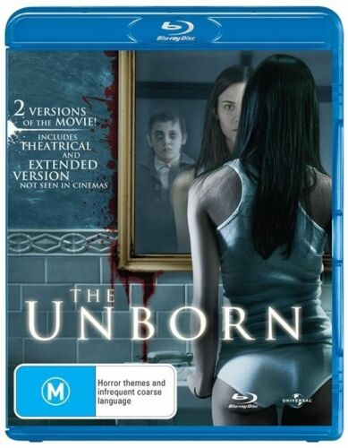 1 of 1 - The Unborn - Blu-ray (Like New)