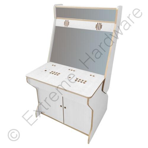 BitCade 2 Player Sit-down Vewlix Style Arcade Machine Cabinet Flatpack DIY Kit