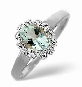 Aquamarine-and-Diamond-Ring-Engagement-Cluster-White-Gold-Appraisal-Certificate
