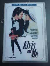 Elvis and Me (1988) Classic Mini Series on DVD
