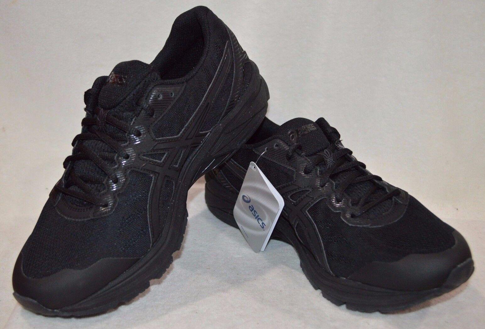 Asics GT-1000 5 Negro Onyx Para hombres Zapatos para Correr-tamaño 8.5 9.5 X-Wide 4E NWB