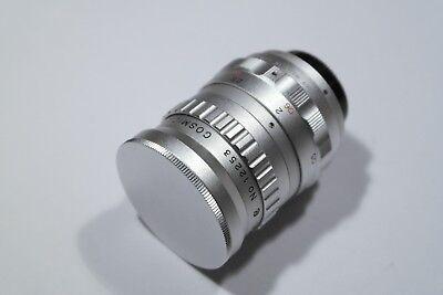PENTAX B2514D 25mm Lente De Montura C