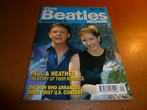 THE-BEATLES-BOOK-MONTHLY-Magazine-No-305-September-2001