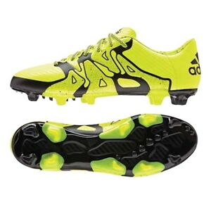 Image is loading adidas-X-15-3-Firm-Ground-Cleats-Soccer-