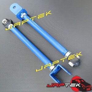 NEW-HD-Adjustable-Rear-Toe-Rods-Arms-For-Nissan-S13-A31-180sx-Silvia-R32-Skyline