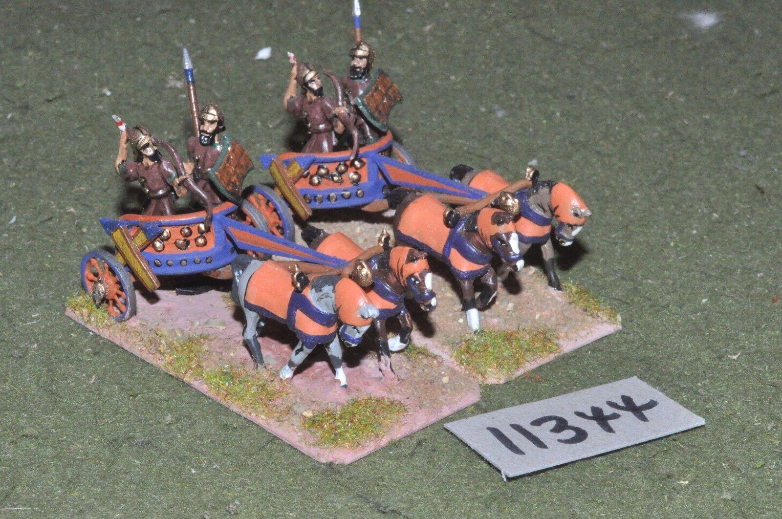 25mm biblical   hittite - chariots 2 chariots - chariot (11344)