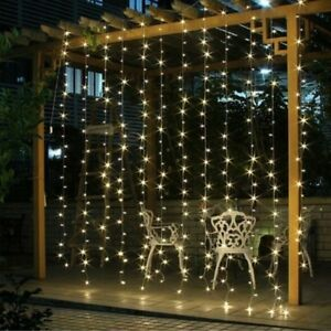 String-Fairy-Light-Battery-Operated-Christmas-lights-Party-Garden-Curtain-Lights
