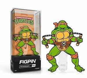 Lagernd: figpin Classic: Teenage Mutant Ninja Turtles TMNT-Michelangelo (#567