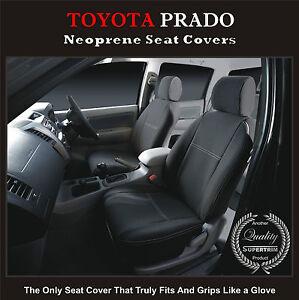 SEAT-COVER-fits-TOYOTA-PRADO-90-120-150-SERIES-FRONT-WATERPROOF