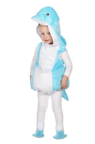 Babykarnevalkostüm Delphin Tierkostüm Faschingskostüm Karnevalkostüm