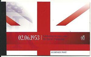 Alderney 2013 60th Anniv. Coronation B-Let SGASB22 (face £14.44)