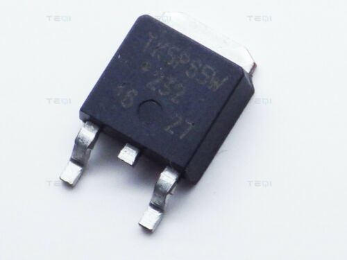 1 x Replacement Mosfet Toshiba TK5P65W TO252 for PS4 Slim Pro Power Supply Fix