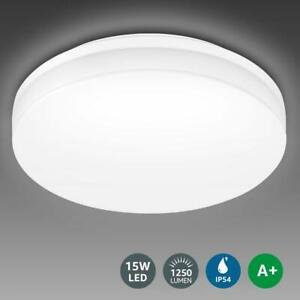 Led Modern Bathroom Ceiling Light 15w