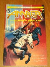 Amber Guns of Avalon Book 2 by DC Comics (Paperback 1996)<