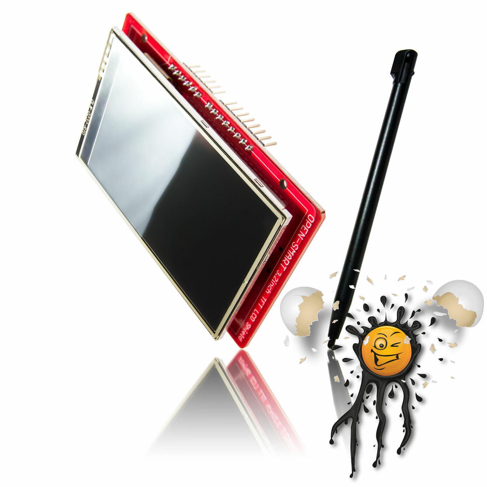 3.2/'/' 320x240 TFT LCD Anzeige Bildschirm Modul mit Touchpanel SD-Kartensockel