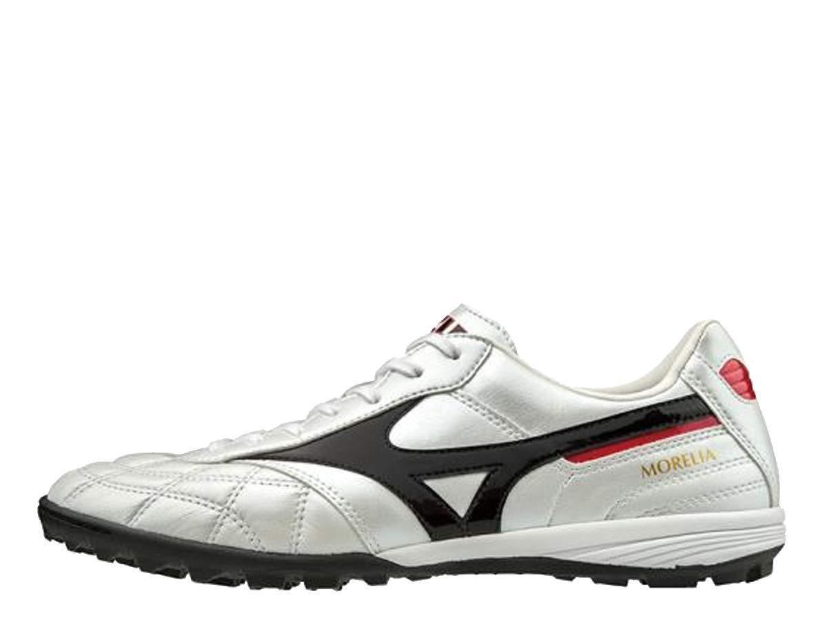Zapatos DE FUTSAL FÚTBOL FÚTBOL Mizuno Morelia TF Q1GB1902 blancoo US8.5 (26.5cm)