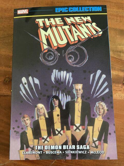 Marvel Comics New Mutants Epic Collection TPB Vol 2 Demon Bear Saga Brand New