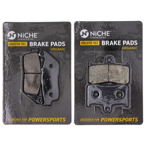 NICHE Brake Pad Set Victory High Ball Vegas Kingpin Gunner Complete Organic