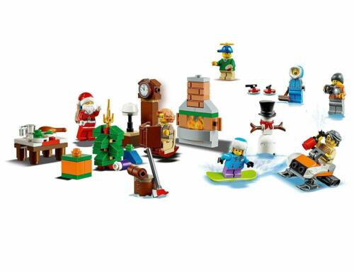Lego City Advent Calendar 2019 60235