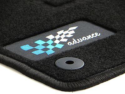 Fußmatten/Autoteppiche passend für VW Passat 3C/B6 Variant, 03/05- Velours Lo rd