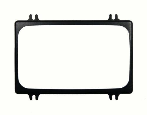 1986-2002 GM Headlight Trim Surround Ring New OEM Black 16503154
