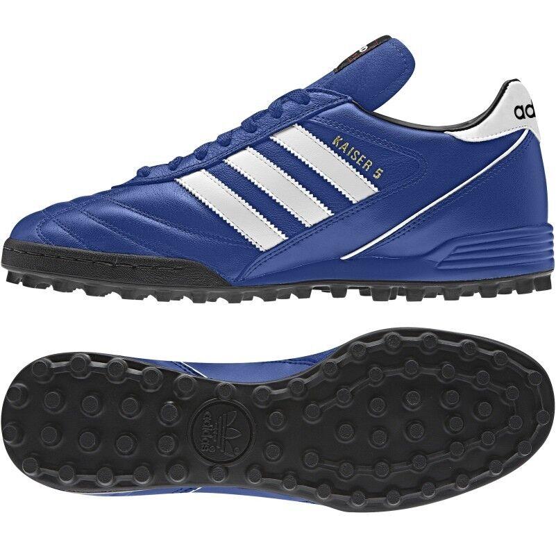 Adidas Kaiser 5 Team bluee Edition limitierte Sonderfarbe blue white (B24023)