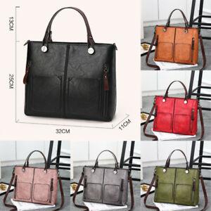 Fashion-Women-Handbag-PU-Leather-Bag-Zipper-Crossbody-Bag-Lady-Business-Bag
