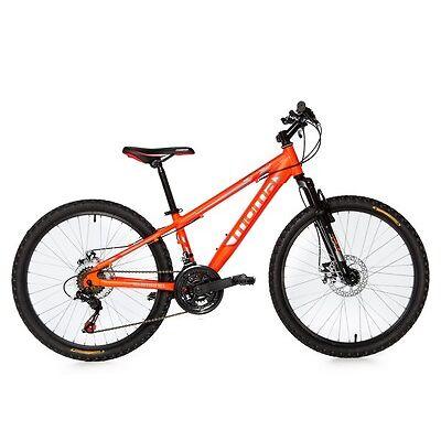 "Bicicleta de Monta¤a Mountainbike MTB BTT 24"" ALUM. SHIMANO PROF., SUSP. 2xDISCO"