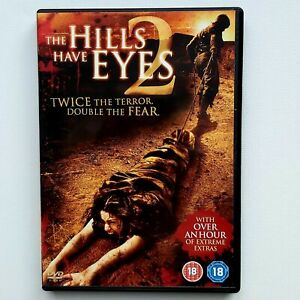 DVD-The-Hills-Have-Eyes-2-2007-American-horror-film-Single-Disc